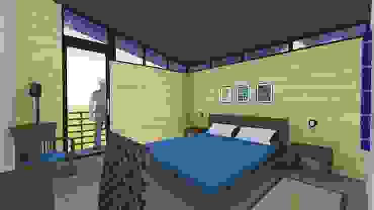 Modern Bedroom by ESTUDIO VIDA Modern