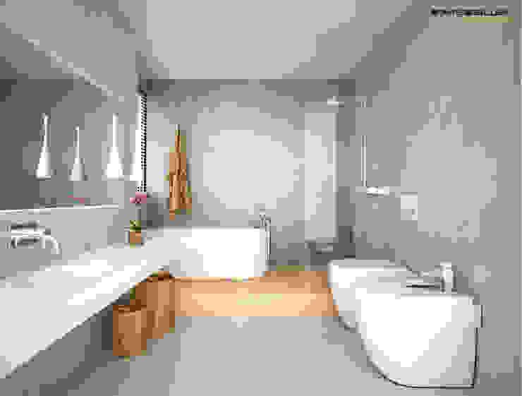 Baño de DonateCaballero Arquitectos