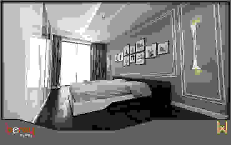 Yatak Odası Modern Yatak Odası W DESIGN İÇ MİMARLIK Modern