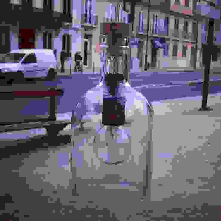 Candeeiro garrafa de tecto por 5L.CincoLitros Rústico Vidro
