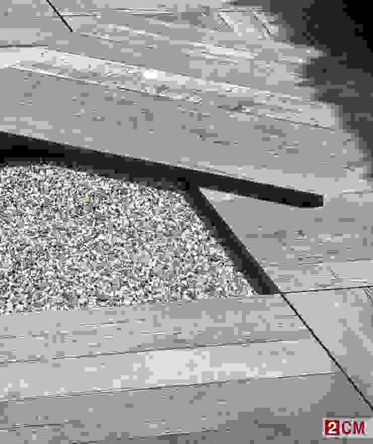Bahçe & Teras Seramiği (2 cm) Eklektik Balkon, Veranda & Teras Plaza Yapı Malzemeleri Eklektik