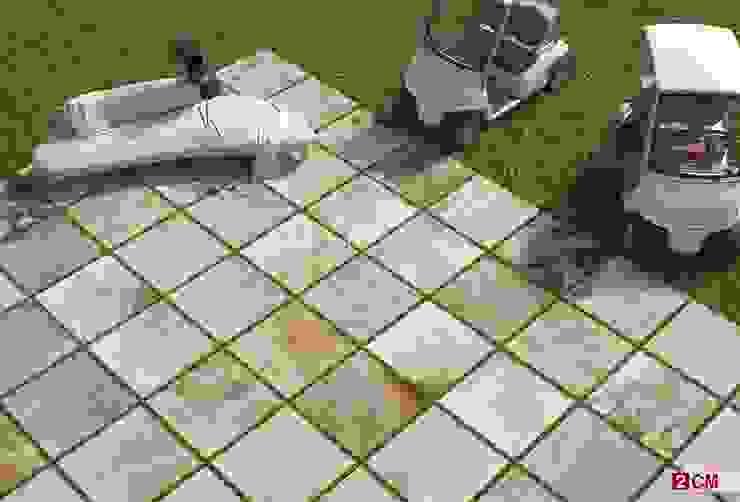 Golf & Bahçe Seramik Eklektik Bahçe Plaza Yapı Malzemeleri Eklektik