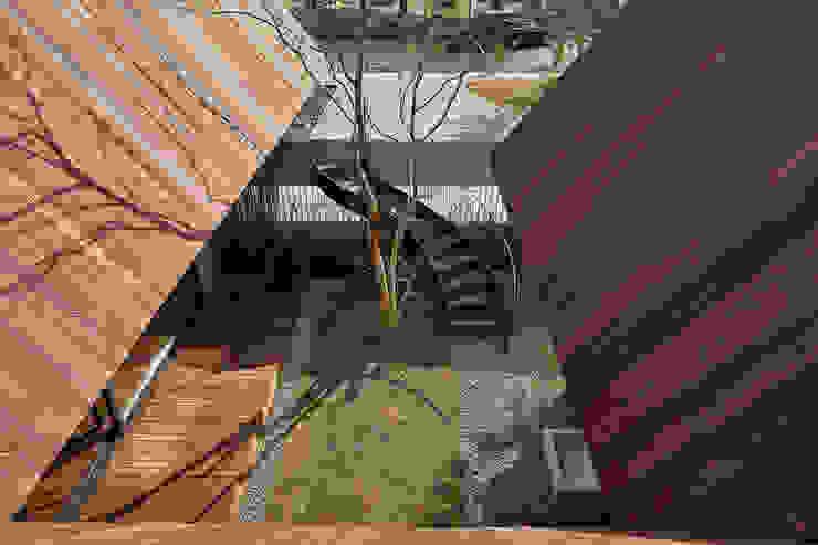 SHIMA: 武藤圭太郎建築設計事務所が手掛けた庭です。