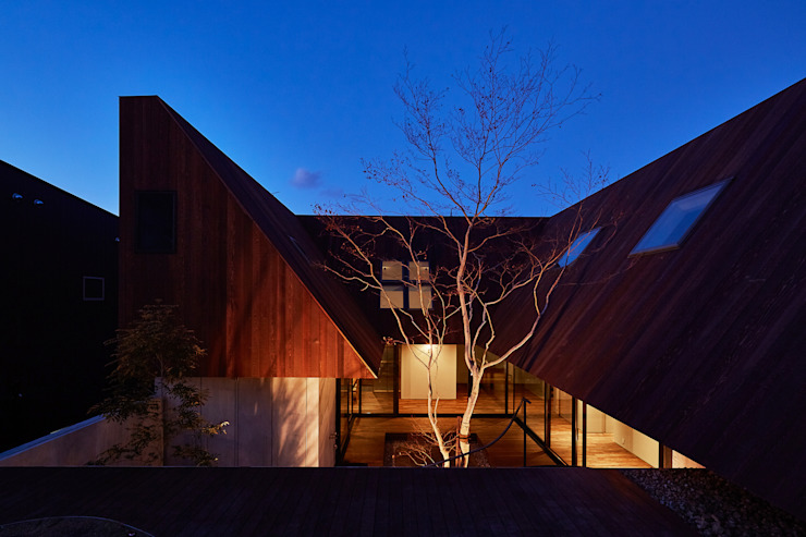 SHIMA モダンな 家 の 武藤圭太郎建築設計事務所 モダン