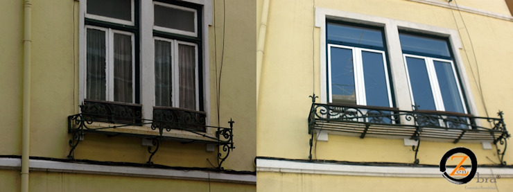 Remodelação total de Apartamento por ObraZen