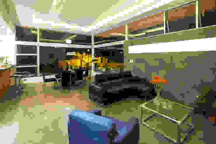 Modern Oturma Odası J-M arquitectura Modern