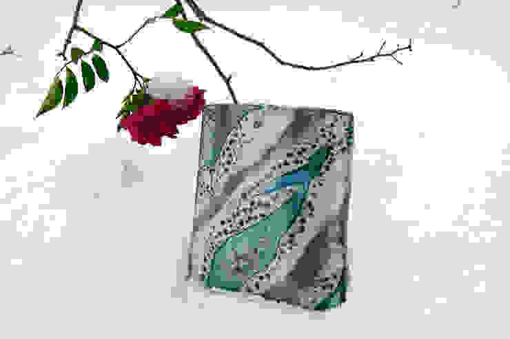 花入れ Vase 兎月庵 和風デザインの リビング