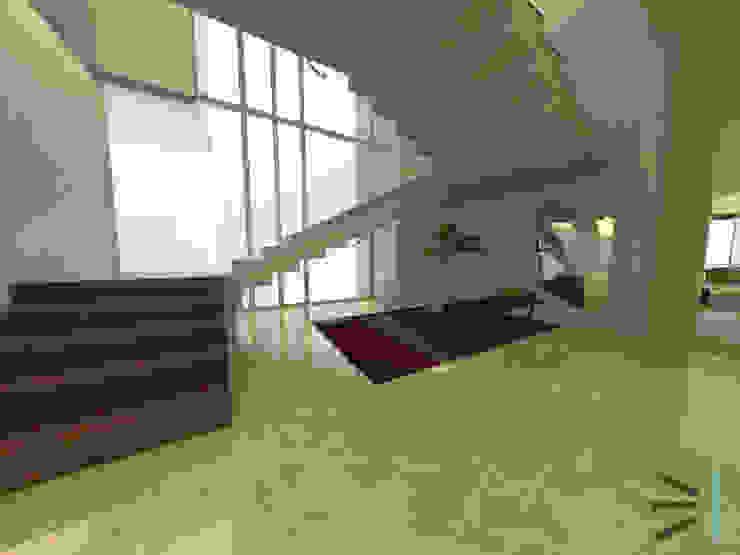 Escaleras de acceso de Tres en uno design Moderno