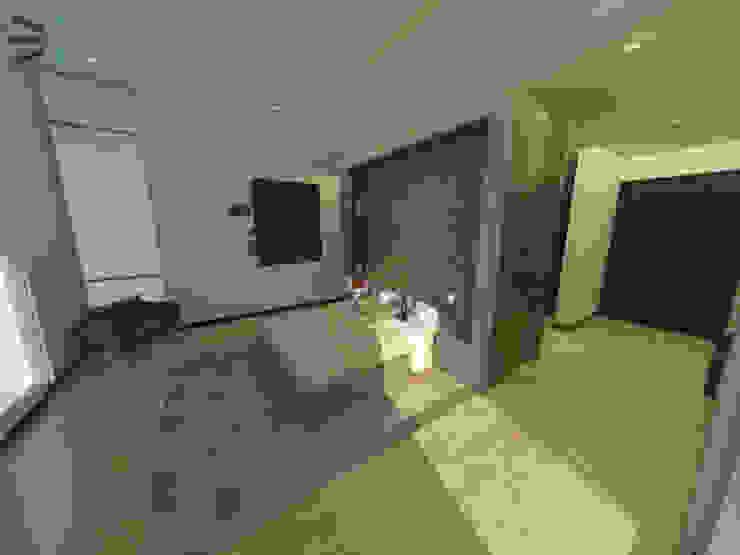 Habitación 02 de Tres en uno design Moderno