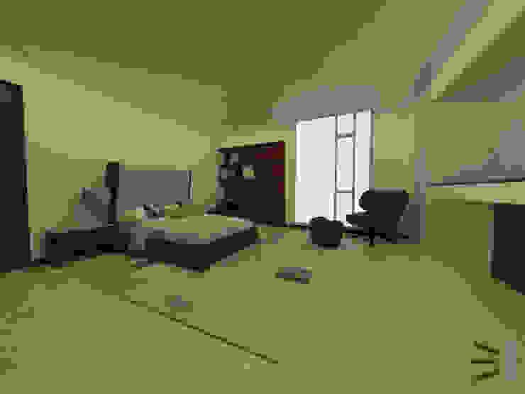 Habitación 03 de Tres en uno design Moderno