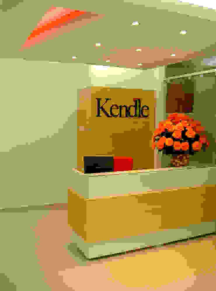 Oficinas Kendle de Arquitectura Visual Moderno