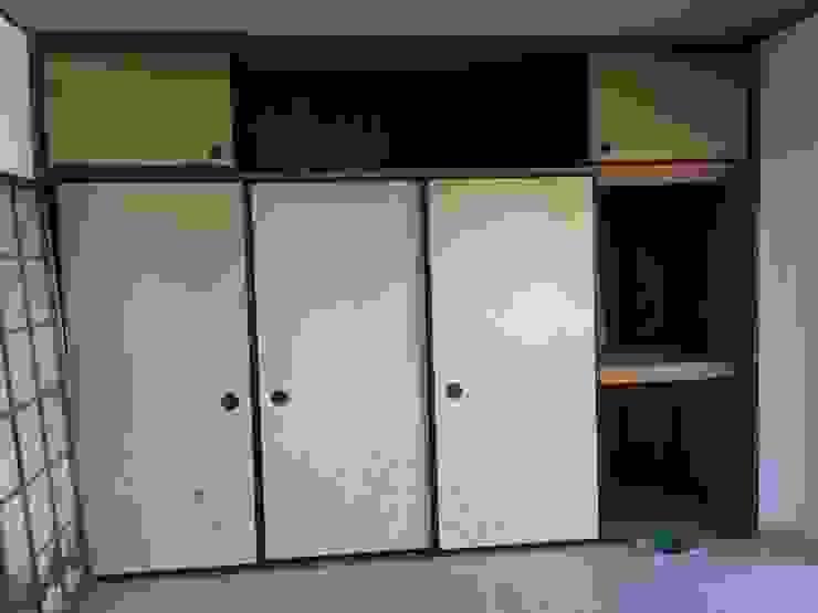 6畳和室 | 工事前 オリジナルデザインの 多目的室 の FRCHIS,WORKS オリジナル