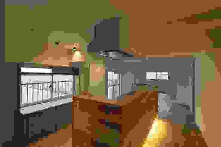 キッチン | 工事後 オリジナルデザインの キッチン の FRCHIS,WORKS オリジナル