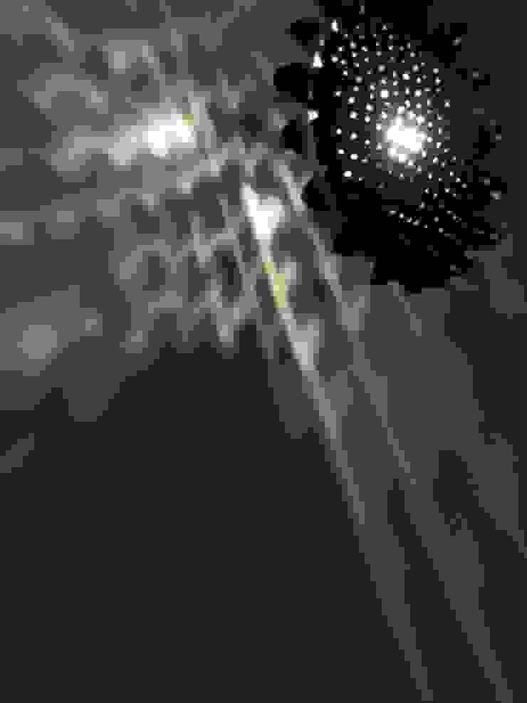 Proyección de Carolina Chiechi, arquitecta. Moderno Hierro/Acero
