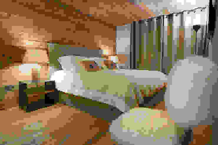Rustikale Schlafzimmer von DeerHome Rustikal