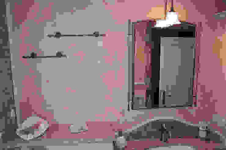 Mediterrane Badezimmer-Accessoires gehören dazu:  Badezimmer von Villa Medici - Landhauskuechen aus Aschheim,Mediterran Marmor