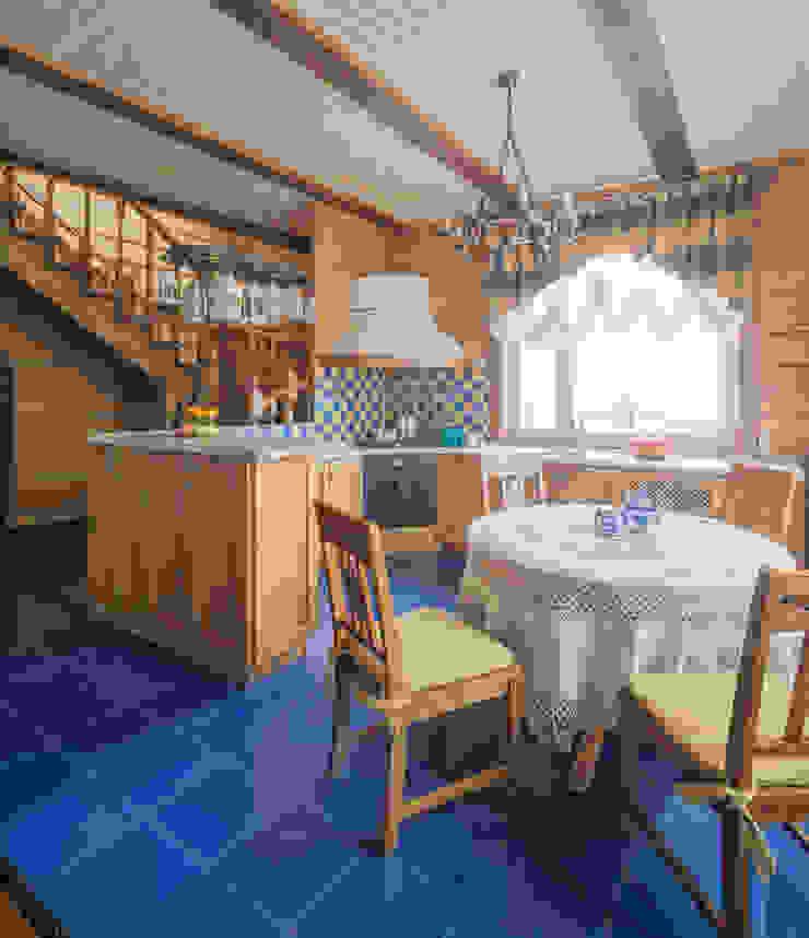 Русское кантри Кухня в стиле кантри от Анастасия Муравьева Кантри