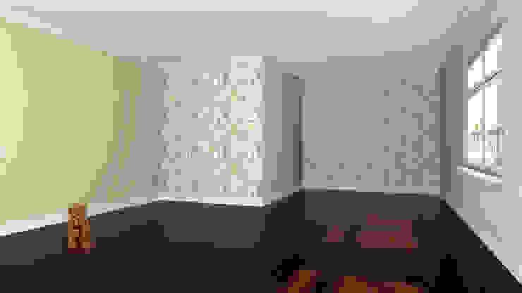 Chambre d'enfant classique par makasa Classique