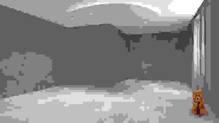 Chambre d'enfant moderne par makasa Moderne