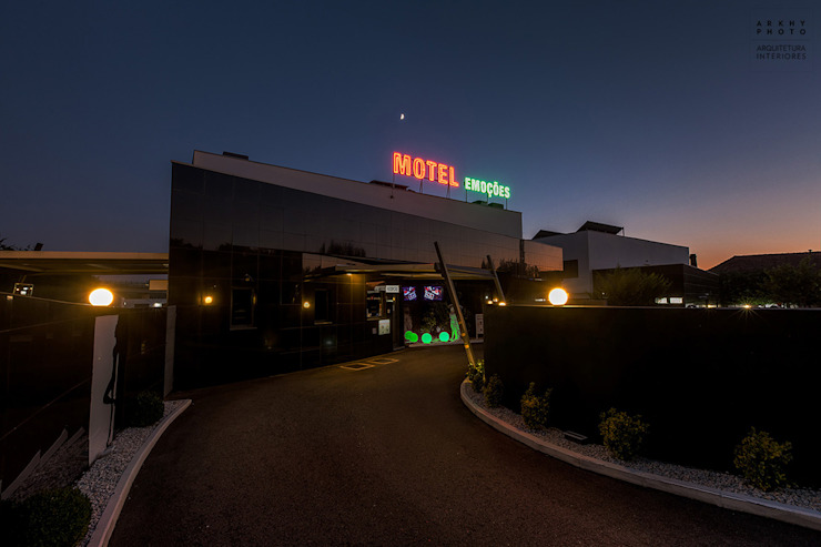 Modern hotels by ARKHY PHOTO Modern
