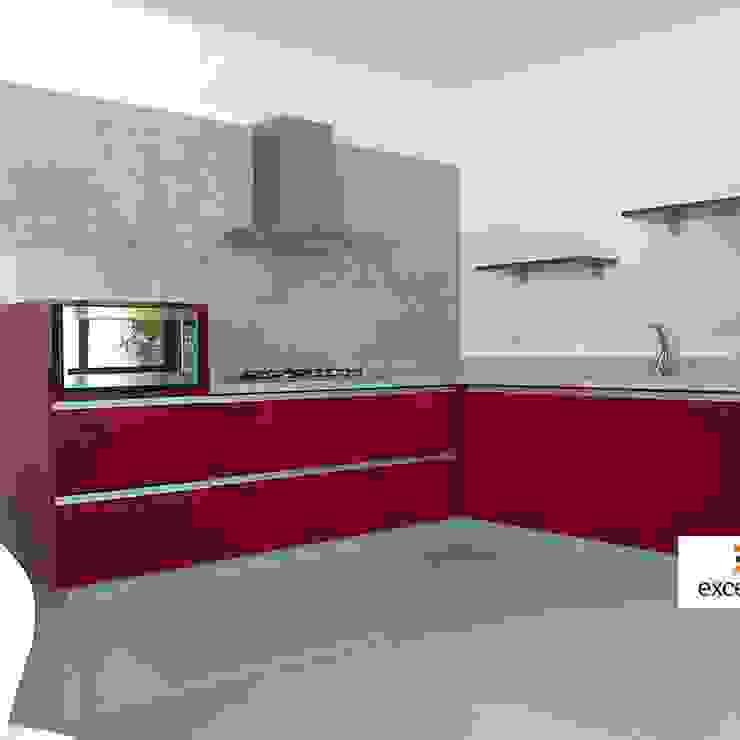 cocina de Excellence Cocinas & Closets