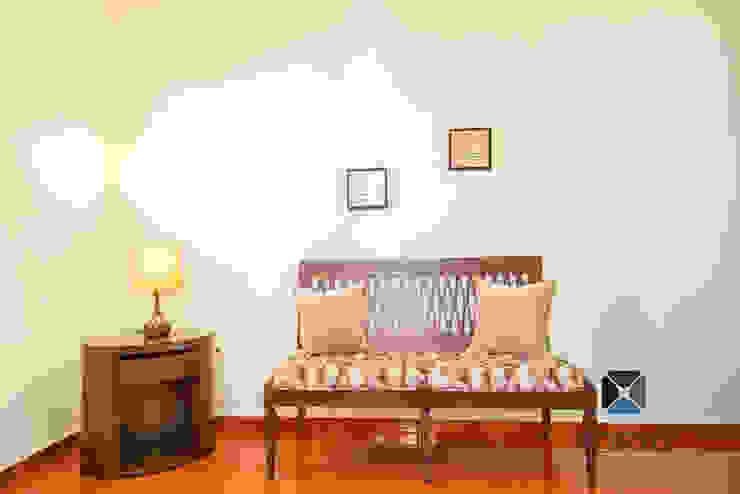 Рабочий кабинет в колониальном стиле от PORTO Arquitectura + Diseño de Interiores Колониальный