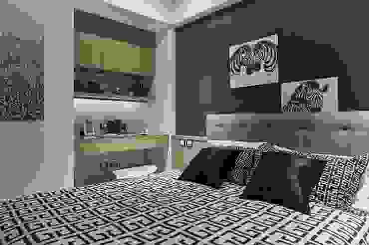 KD Panels 臥室 木頭 Wood effect
