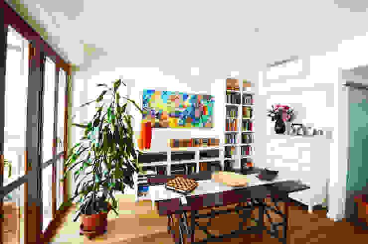 SLP arch Living room