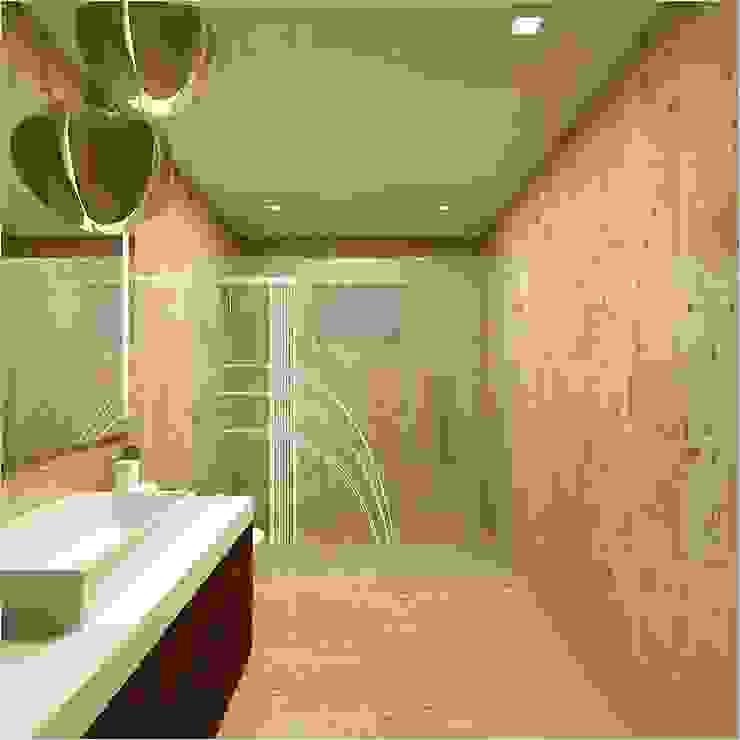 MANTRI ESPANA, BANGALORE. (www.depanache.in) Classic style bathroom by De Panache - Interior Architects Classic