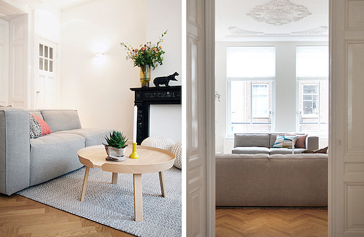 by Interieur Design by Nicole & Fleur Scandinavian