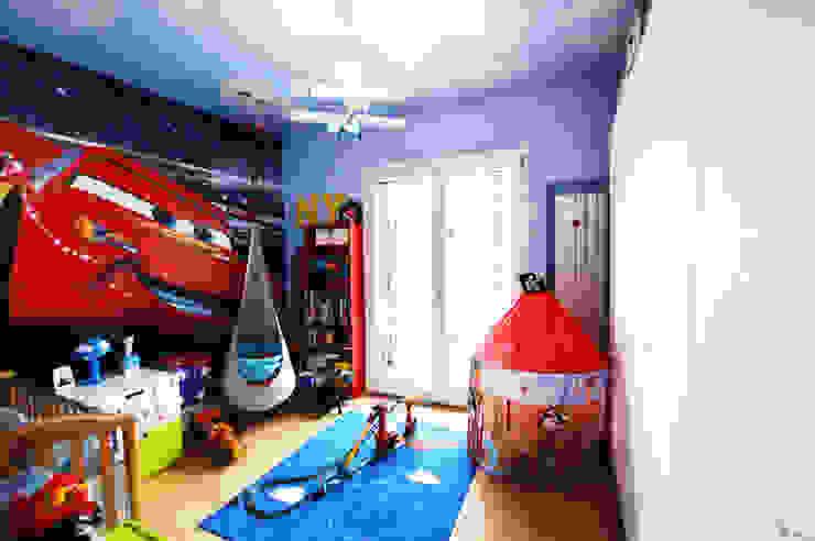 SLP arch Kamar Tidur Modern