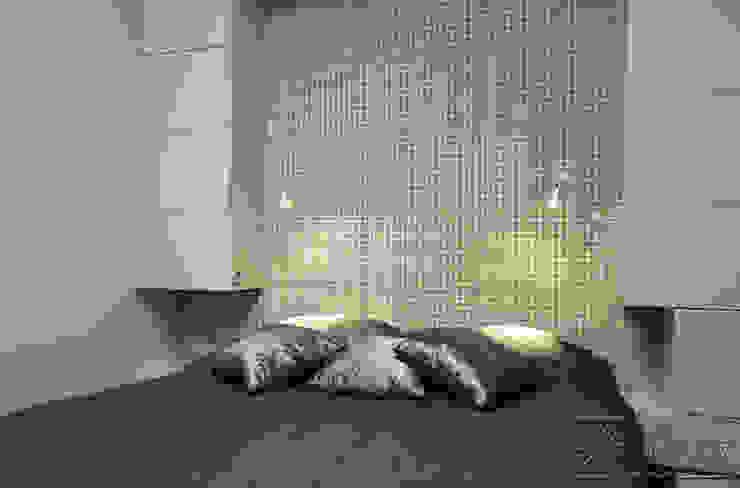 Komfortowe studio: styl , w kategorii Sypialnia zaprojektowany przez Koncepcja Wnętrz ,Nowoczesny