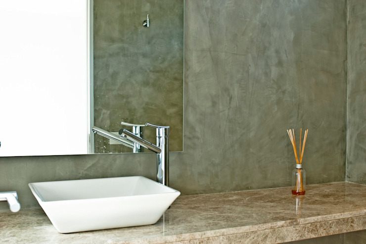 Baños y Toilettes: Baños de estilo  por BRAICOVICH