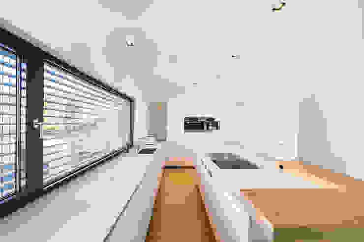 Helwig Haus und Raum Planungs GmbH Minimalist kitchen