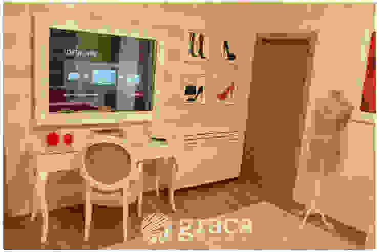 클래식스타일 침실 by Andreia Louraço - Designer de Interiores (Contacto: atelier.andreialouraco@gmail.com) 클래식 MDF