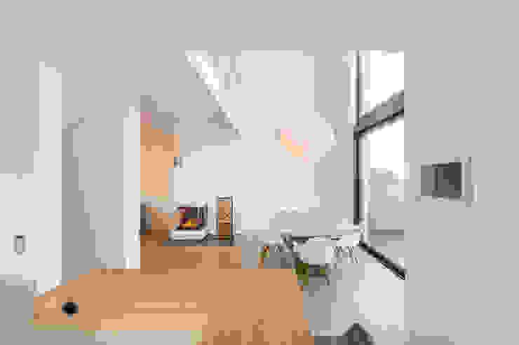 Helwig Haus und Raum Planungs GmbH Minimalist dining room