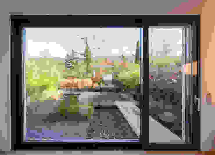 Helwig Haus und Raum Planungs GmbH Minimalist style garden