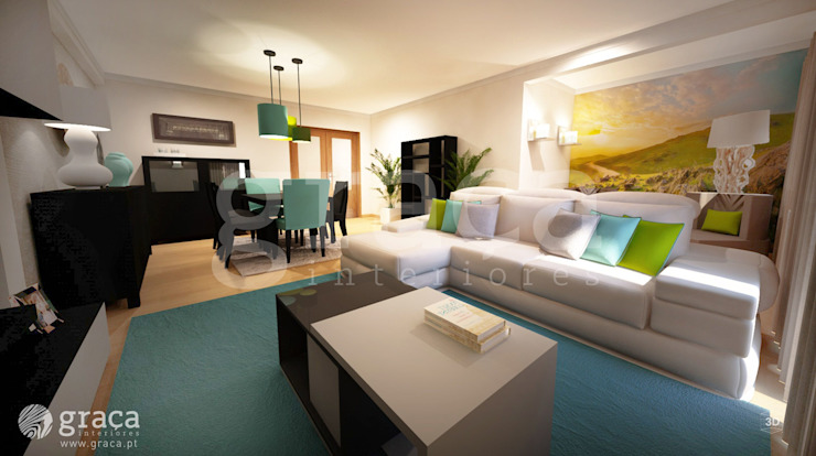 by Andreia Louraço - Designer de Interiores (Contacto: atelier.andreialouraco@gmail.com) Еклектичний