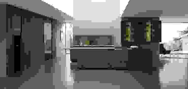 Cucina moderna di homify Moderno