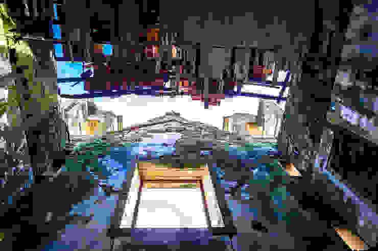 Recuperação do Antigo Colégio de Aldeia da ponte Janelas e portas rústicas por David Bilo | Arquitecto Rústico Pedra