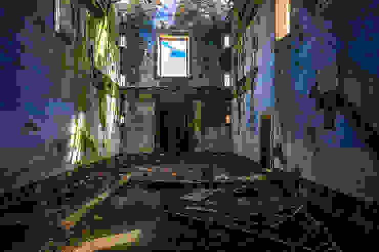 Окна и двери в рустикальном стиле от David Bilo | Arquitecto Рустикальный Камень