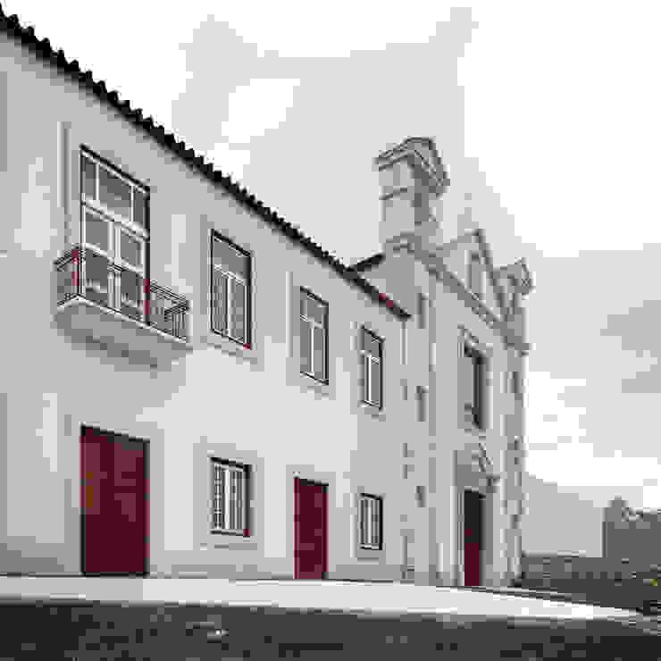 Maisons rustiques par David Bilo | Arquitecto Rustique Pierre