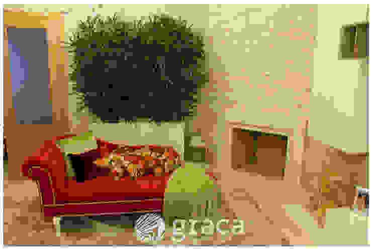 ทันสมัย  โดย Andreia Louraço - Designer de Interiores (Contacto: atelier.andreialouraco@gmail.com), โมเดิร์น