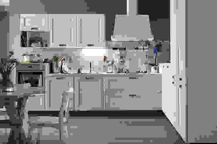 Prodotti 現代廚房設計點子、靈感&圖片 根據 STOSA CUCINE 現代風