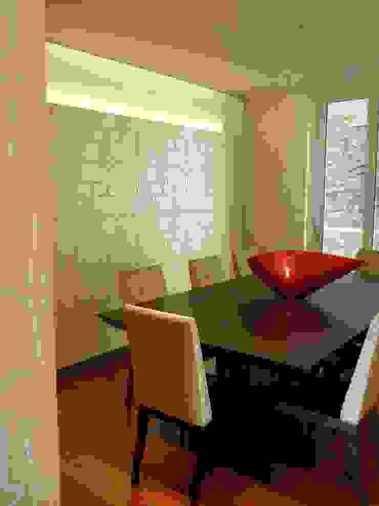 APTO 705 Peñas Blancas Comedores de estilo moderno de 57uno Arquitectura Moderno