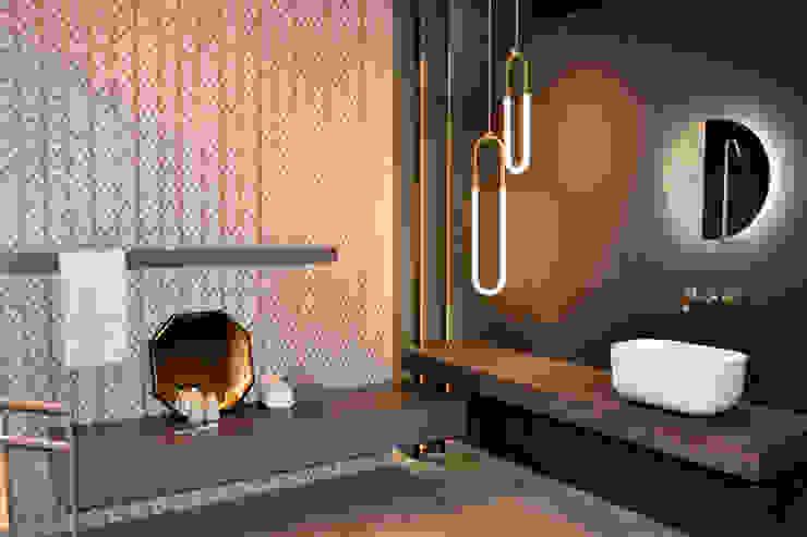 Aquaquae Showroom: modern  by aquaquae, Modern
