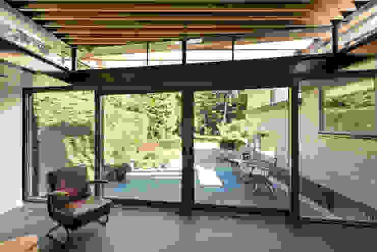 Aanbouw villa Baarn van Luijk architecten