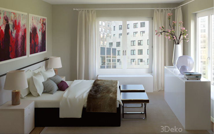 Classic style bedroom by homify Classic
