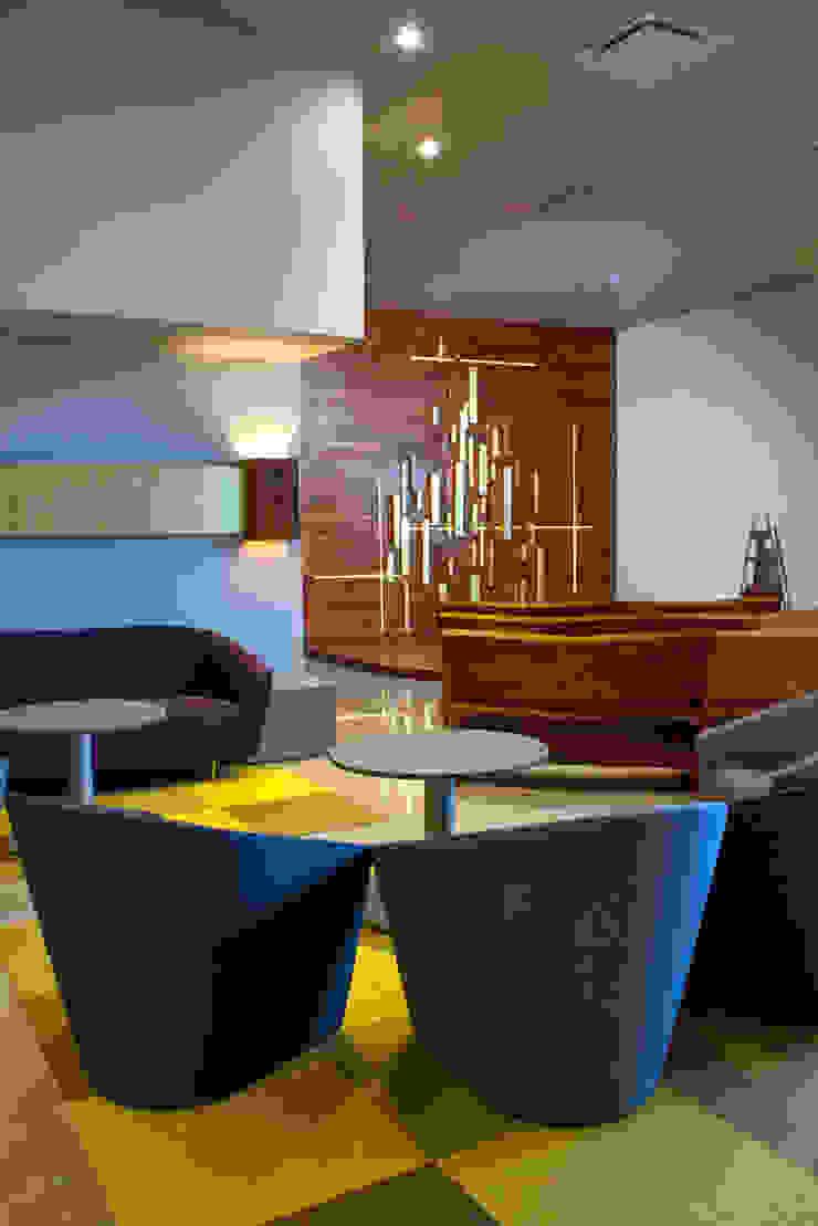 Arriaga Salones modernos de DIN Interiorismo Moderno