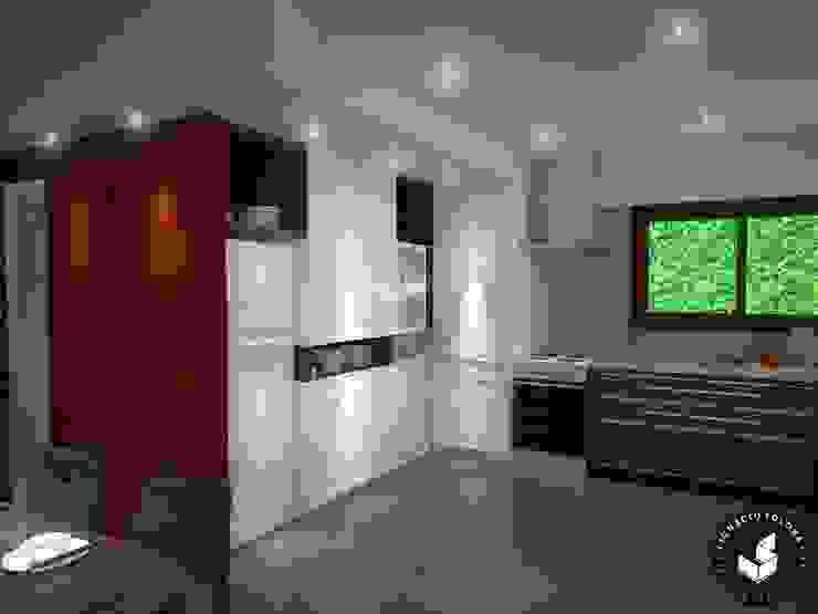 Diseño de mobiliario cocina Cocinas modernas: Ideas, imágenes y decoración de Ignacio Tolosa Arquitectura Moderno